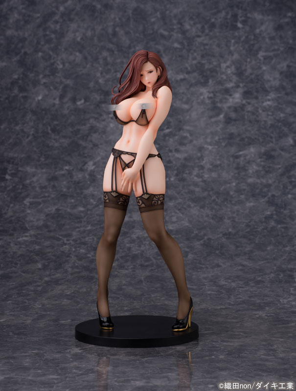 Odanon Illustration Shiho Kujo Anime Figure 008