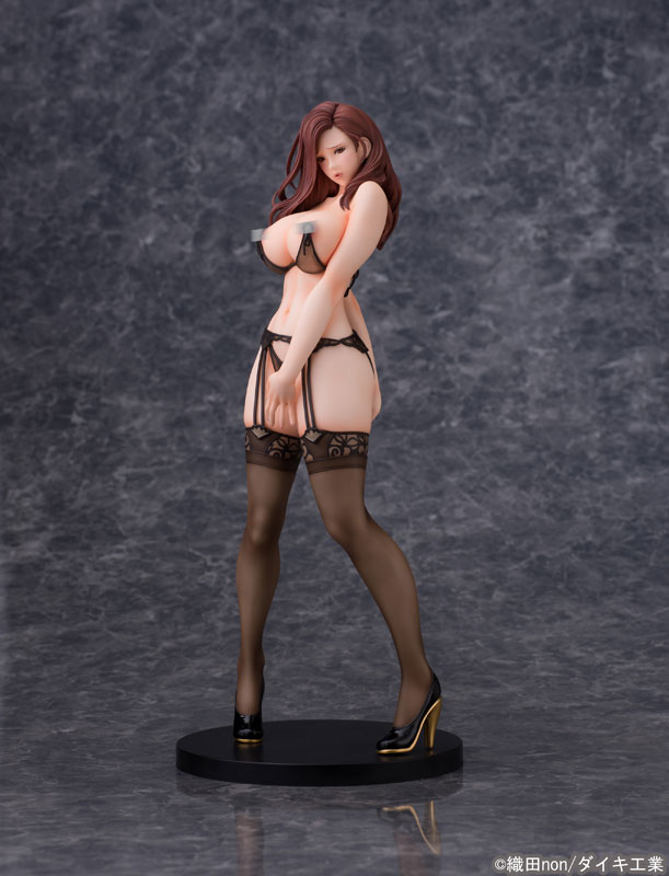 Odanon Illustration Shiho Kujo Anime Figure 010