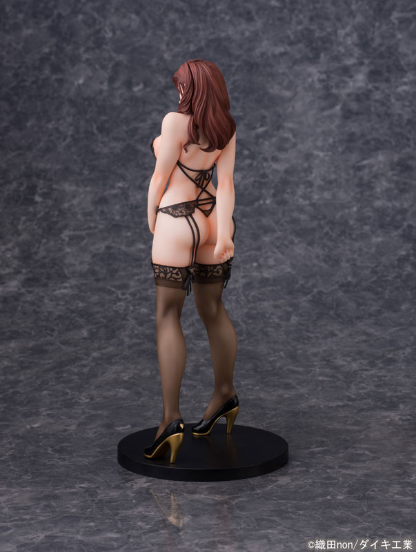 Odanon Illustration Shiho Kujo Anime Figure 011