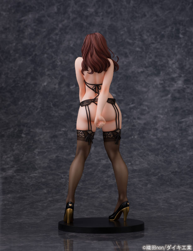 Odanon Illustration Shiho Kujo Anime Figure 012