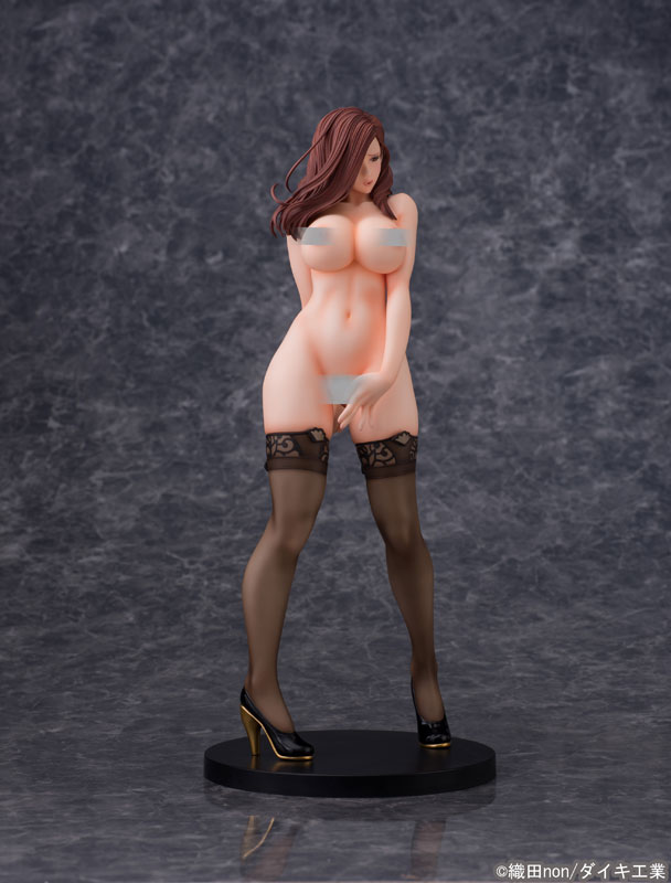 Odanon Illustration Shiho Kujo Anime Figure 014
