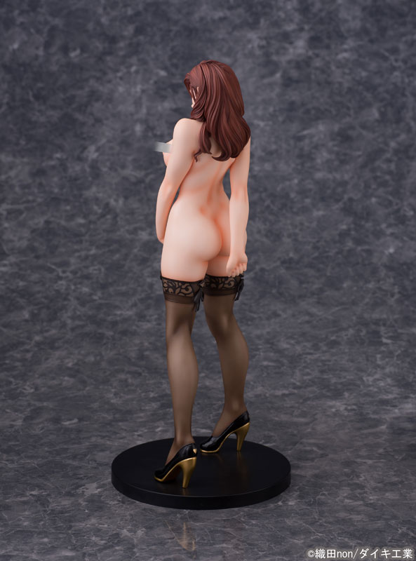 Odanon Illustration Shiho Kujo Anime Figure 016