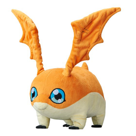 Official Agumon and Patamon Plushies Revealed-Images-3