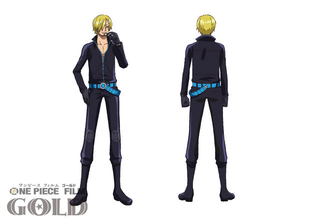One Piece Film Gold Character Designs 0003