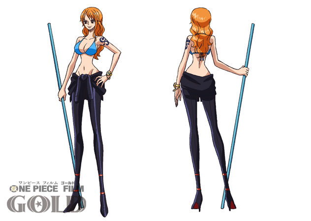 One Piece Film Gold Character Designs 0004