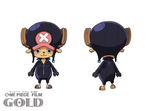 One Piece Film Gold Character Designs 0006