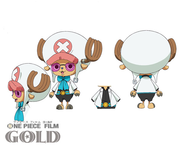 One Piece Film Gold Character Designs 0012