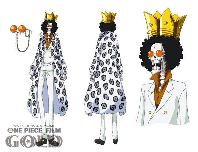 One Piece Film Gold Character Designs 0018