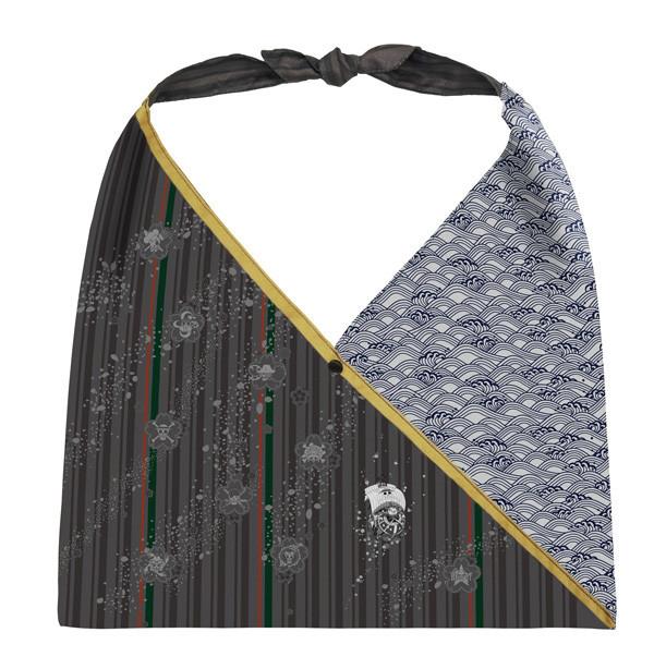 One Piece Lottery Furoshiki style handbag
