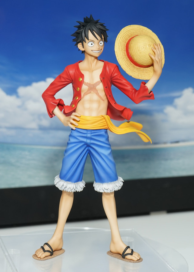One Piece POP Sailing Again Luffy v.2 3