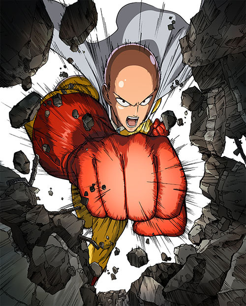 One-Punch-Man-Anime-Blu-ray-Volume-1-Cover