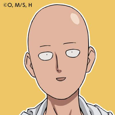 One-Punch-Man-Anime-Twitter-Icon-Saitama-2