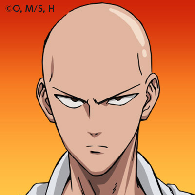 One-Punch-Man-Anime-Twitter-Icon-Saitama