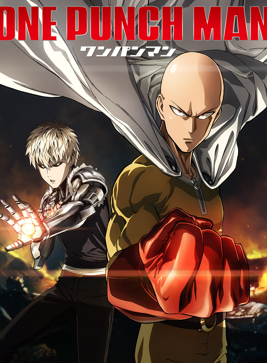 One Punch-Man Anime Visual Revealed