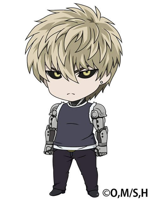 One Punch Man Genos Nendoroid Announced