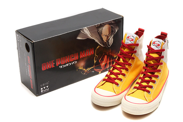 One Punch Man The Shoes of the Hero Saitama Previewed 1