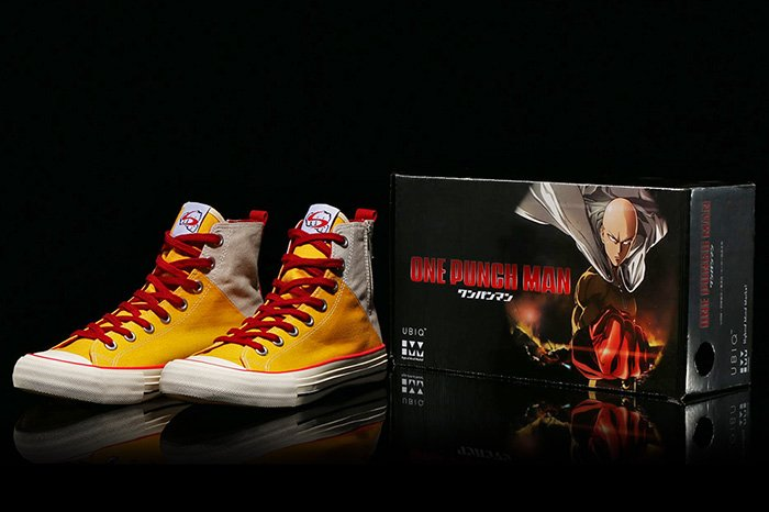 One Punch Man The Shoes of the Hero Saitama Previewed