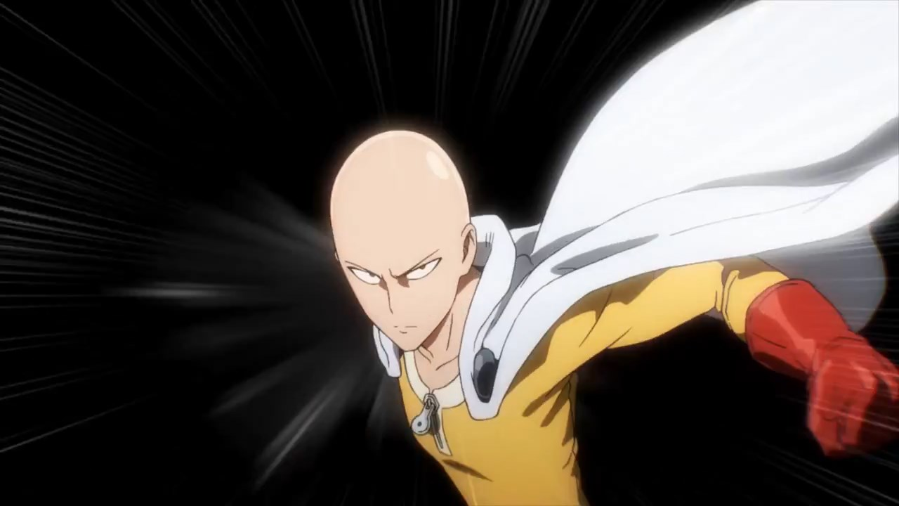 One Punch Man to be animated by madhouse promotional video 00