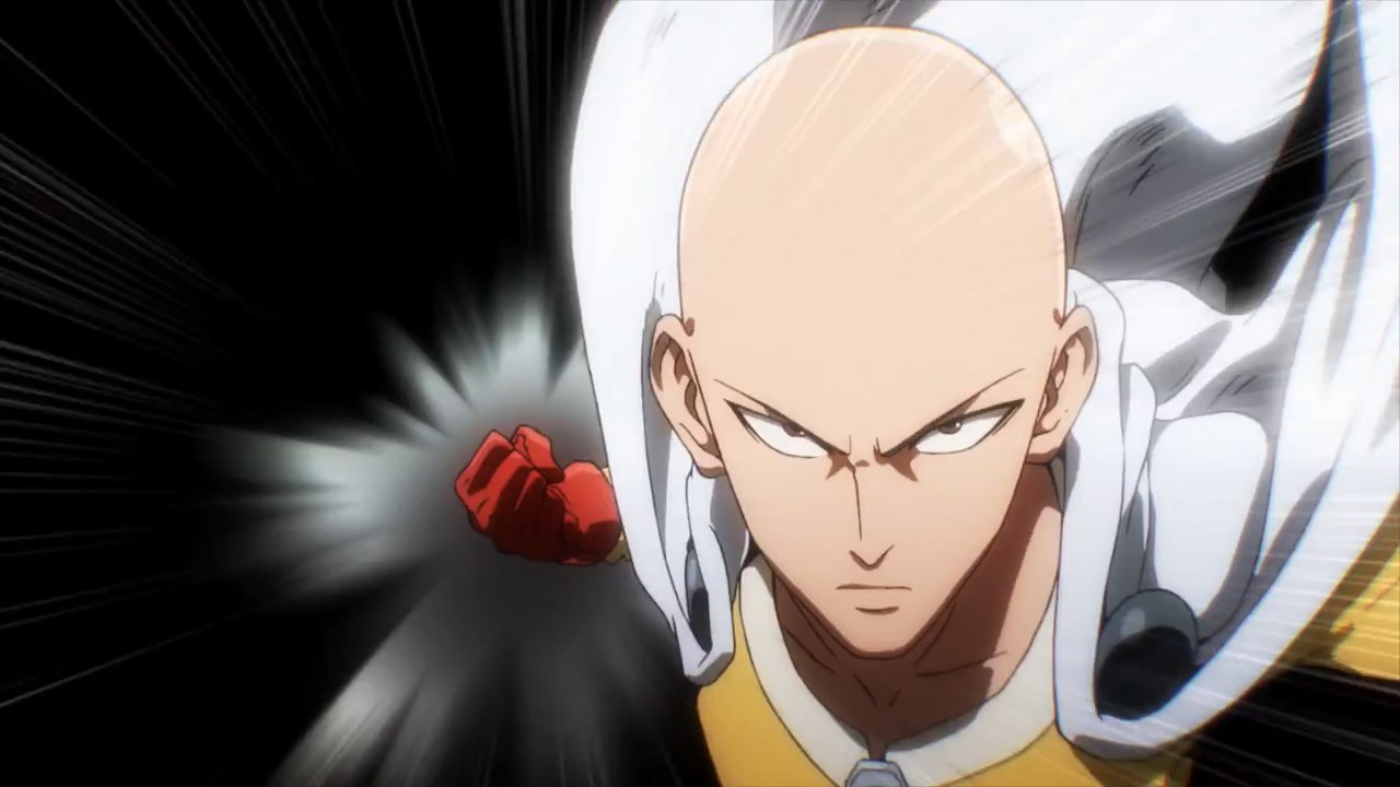 One Punch Man to be animated by madhouse promotional video 01