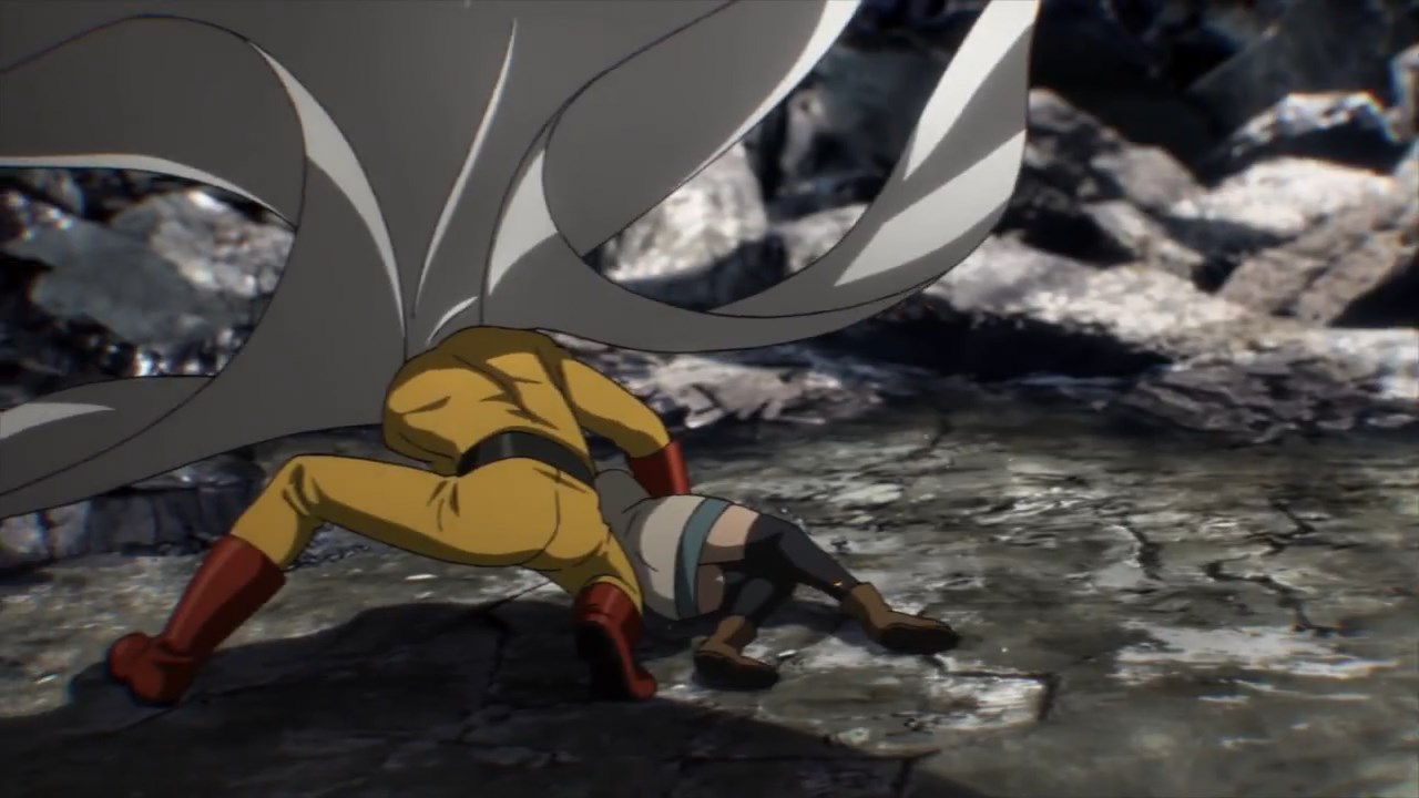 One Punch Man to be animated by madhouse promotional video 05
