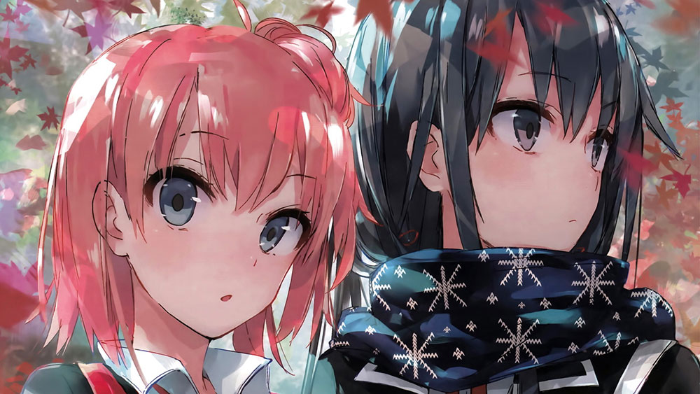 Oregairu Announcement to be made on April 18th Visual