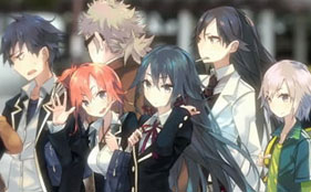 Oregairu Announcement to be made on April 18th