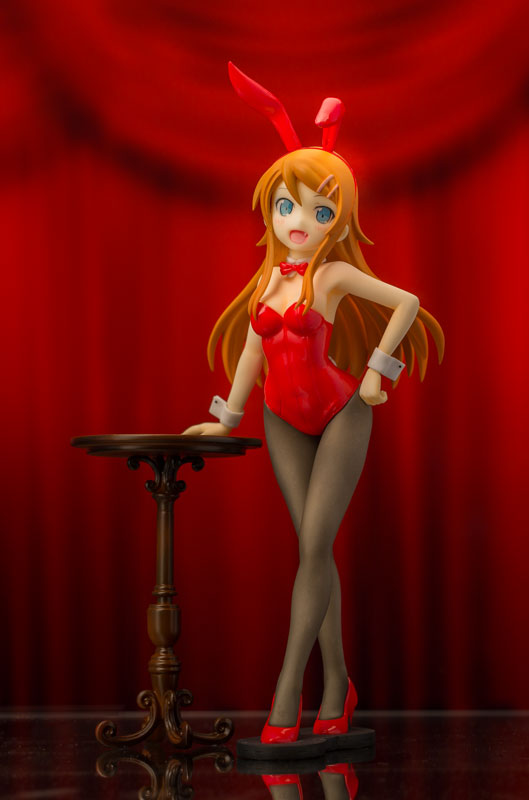 Oreimo 2nd Season Kirino Kousaka Resin Cast Pre-painted bunny outfit anime figure 006