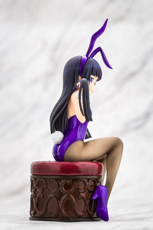 Oreimo 2nd Season Kuroneko Ruri Gokou Kousaka Resin Cast Pre-painted bunny outfit anime figure 002