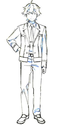 Original Anime Plastic Memories Promotional Video, Staff and Character Designs Revealed haruhichan.com Plamemo anime Tsukasa Mizugaki character design