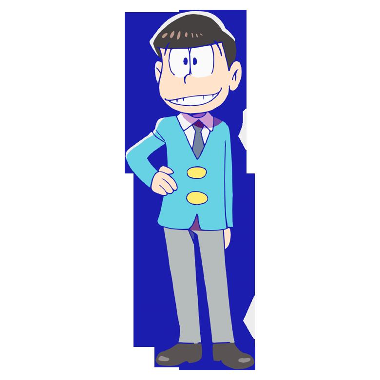 Osamatsu Character Design