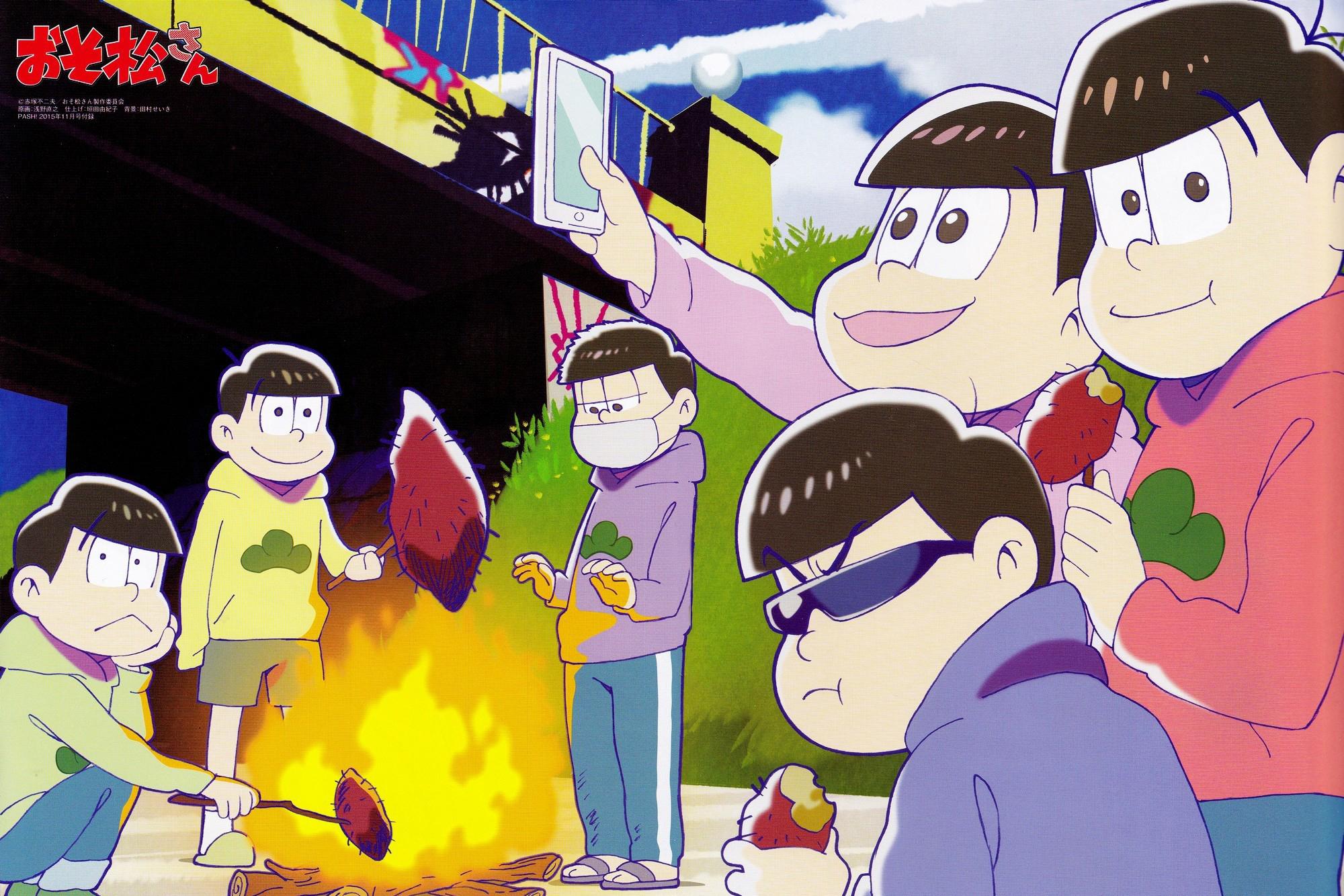Osomatsu-San Festival Announces No New Season2