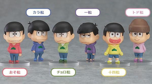 Osomatsu-san Trading Figure BOX Set 0007