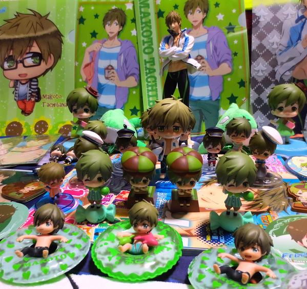 Otaku Celebrate the Birthday of Makoto Tachibana from Free! haruhichan.com Makoto Tachibana denkimouse 1