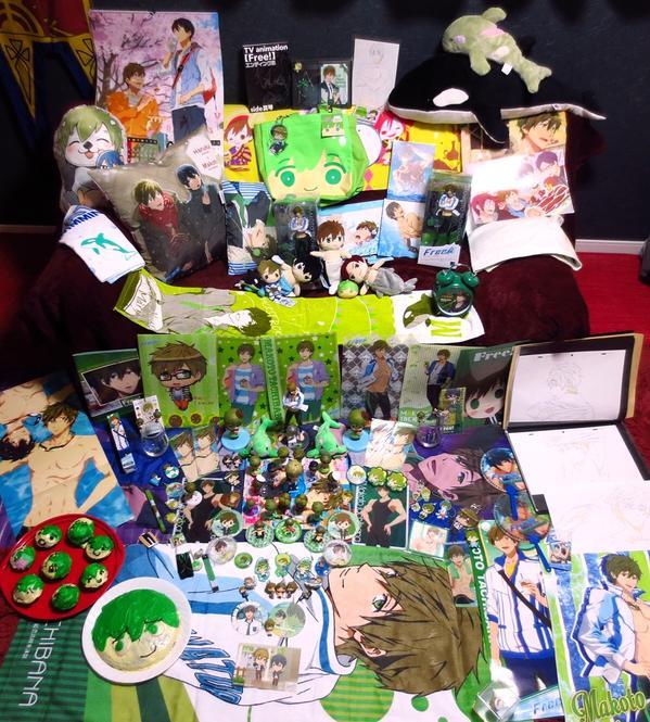 Otaku Celebrate the Birthday of Makoto Tachibana from Free! haruhichan.com Makoto Tachibana denkimouse 2