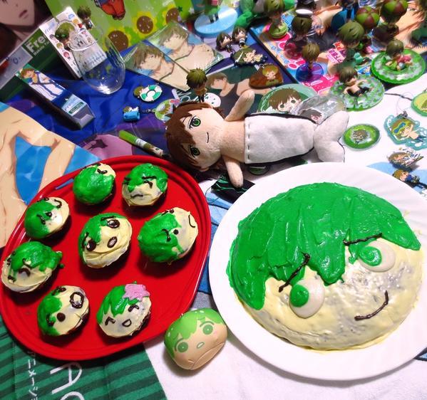 Otaku Celebrate the Birthday of Makoto Tachibana from Free! haruhichan.com Makoto Tachibana denkimouse 3