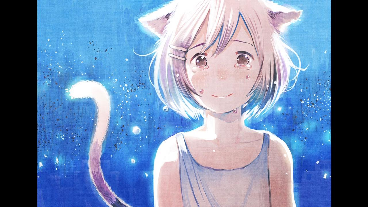 Owarimonogatari anime end card episode 0007