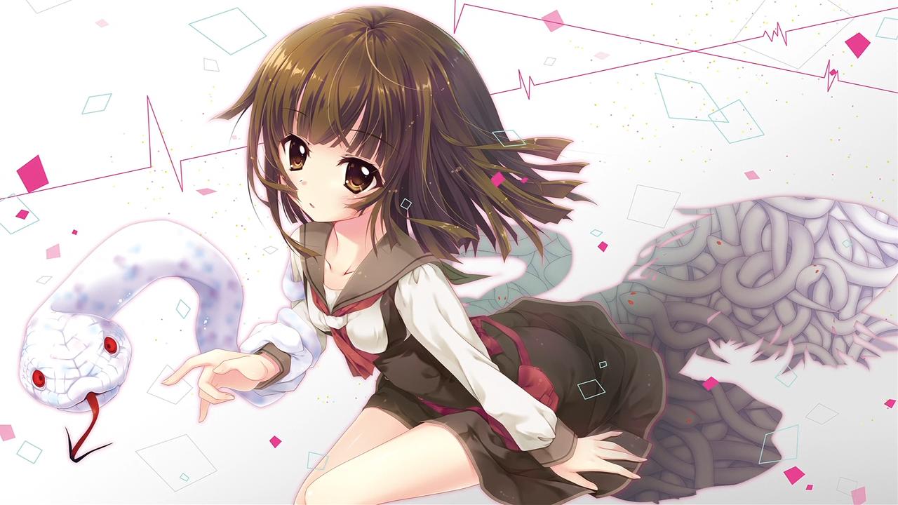Owarimonogatari anime end card episode 0010