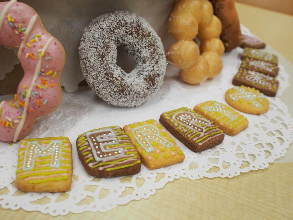 P.A. Works Office Gets a Don-Don Donuts Makeover haruhichan.com Shirobako musani anime 2
