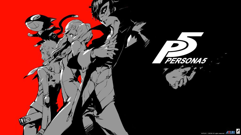 Persona 5 New Opening Animation 2