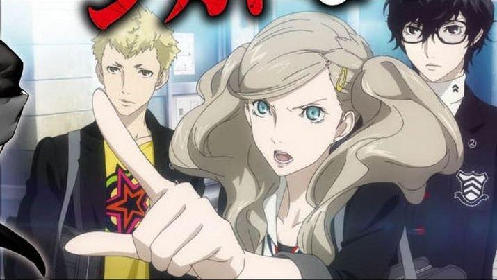 Persona 5 New Screenshots 18