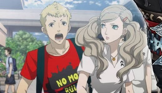 Persona 5 New Screenshots 25