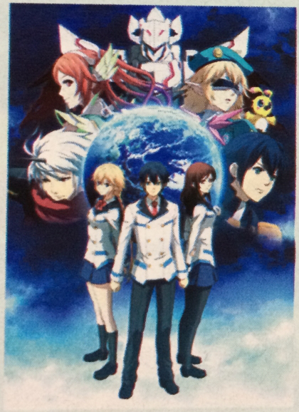 Phantasy Star Online 2 Anime Cast and Staff Leaked
