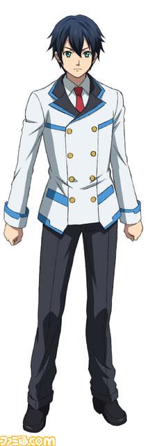 Phantasy Star Online 2 Anime Character Designs Revealed 1