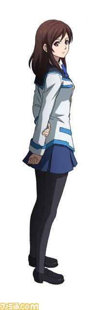 Phantasy Star Online 2 Anime Character Designs Revealed 2