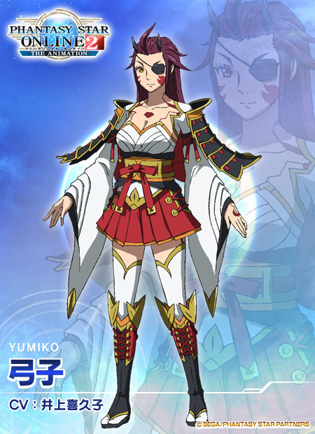Phantasy-Star-Online-2-The-Animation-Character-Designs-Yumiko