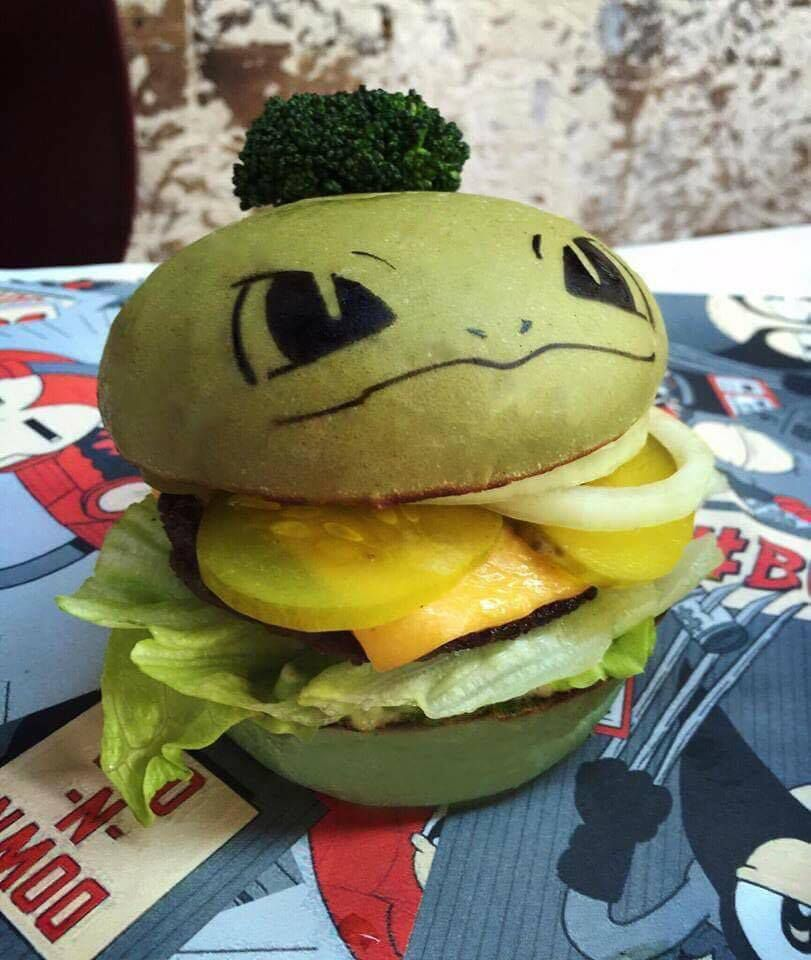 PokeBurgers Are Too Cute To Eat 2