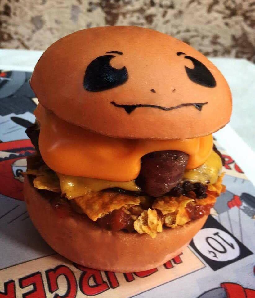PokeBurgers Are Too Cute To Eat 3
