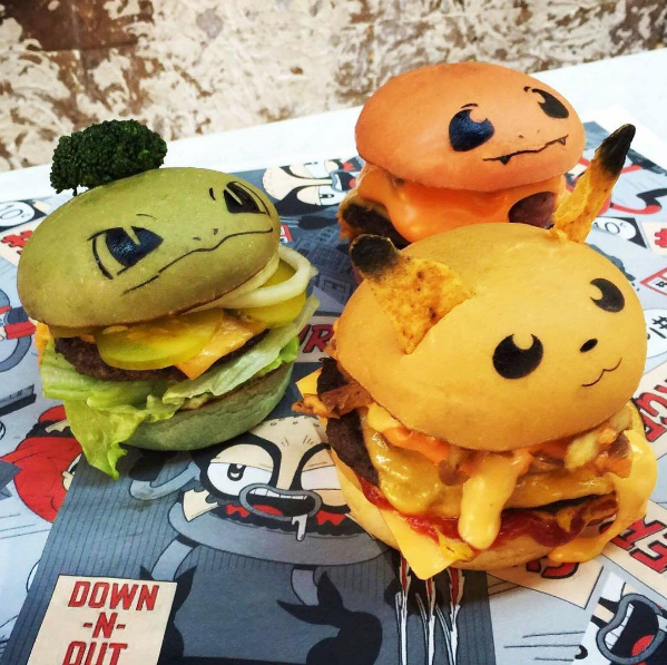 PokeBurgers Are Too Cute To Eat 4