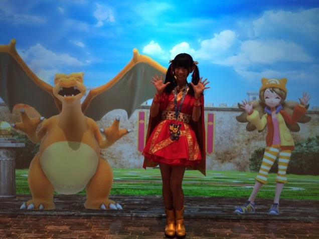Pokemon Gym to Open in Osaka 6