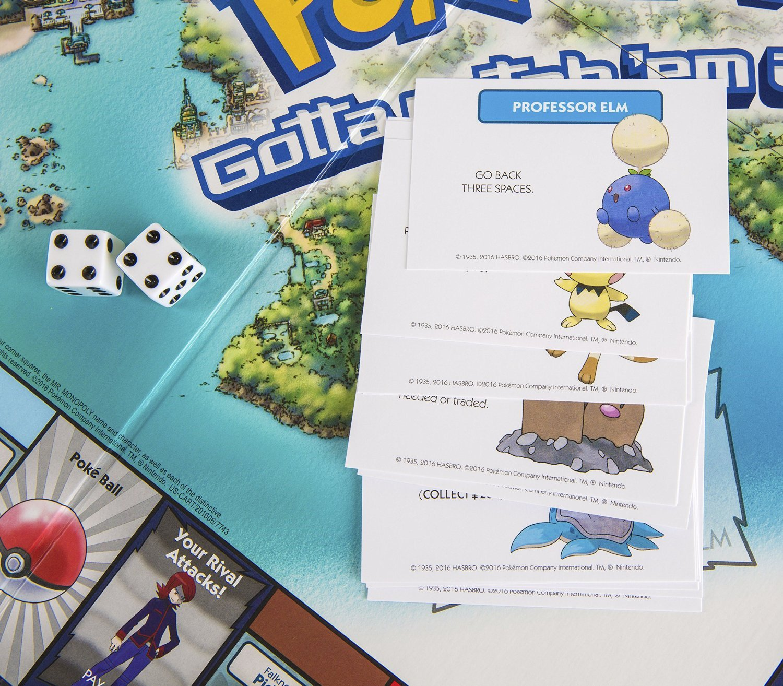 Pokemon Johto Monopoly 3